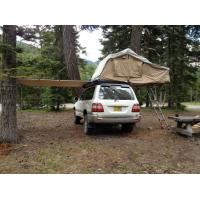 Quality Movable 4x4 Roof Rack Awning Integrated Structure UV Resistance And Waterproof wholesale