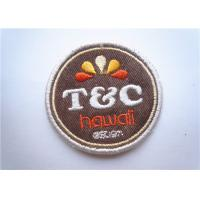 Quality Customized Embroidered Patches Custom 3D Rubber Patches For Shirt wholesale