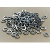 Quality Silver Color Titanium Washers , Din Spring Washer  Grade 5 Titanium Alloy wholesale