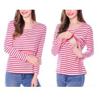 Quality Long Sleeve pregnant women casual feeding for maternity clothes wholesale
