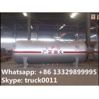 high quality 6MT lpg gas storage tank for sale, factory sale 6,000kg propane gas tank, propane gas cooking tank