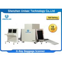Quality Airport X - Ray Security Baggage Scanner 0.22m / S Conveyor Speed SF10080 wholesale