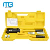 Quality YQK-300 manual hydraulic crimping tool cable terminal crimper copper and aluminum terminals wholesale