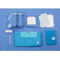 Quality SMS Disposable Sterile Knee Arthroscopy Pack Standard Customized Size wholesale