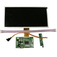 Buy cheap 10.1 Inch 250cd TFT Display LCD Touch Screen / GPS Navigators Flexible LCD from wholesalers