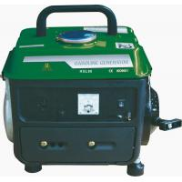 China Air Cooled Generators With 2 Stroke Engine , 650W 800W 110-240V on sale
