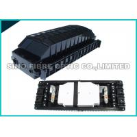 Quality 6 Cable Entry Ports Single Fiber Optic Closure SGS ROHS Certificated wholesale