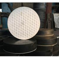 Quality High quality custom made products rubber pad bearing of bridge wholesale