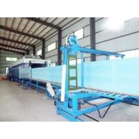 Quality Continuously Sponge Production Line , Automatic Foam Mattress Making Machine wholesale