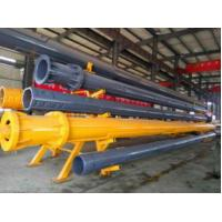 Quality Bored Pile Equipment Component 6 Key Design Seamless Alloy Tube wholesale