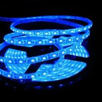 Quality SMD 5050 Flexible LED Strip with 30 LEDs Per Meter (blue light) wholesale