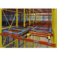 Quality Push Back Pallet Rack Systems wholesale