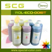 Quality compatible Eco Solvent Ink in bottle for roland printer.1000ml wholesale