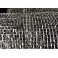 Coffee Tray Square Weave Wire Mesh , Sand Screen Mesh 0.02mm-2mm Diameter