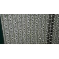 Cheap 304 Grade Stainless Steel Woven Wire Mesh Panels Hooked Mine Sieving Screen for sale