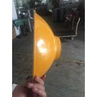 Cheap Deep Drawing Spinning Metal Process High Precision For Lamp Cover Fabricated for sale