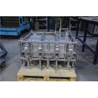 Cheap Custom Designing Fuel Plastic Tank Mold / Making Molds For Casting Aluminum for sale
