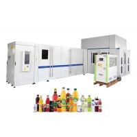 China China all types bottles zero calorie energy drinks Blowing Filling Capping Combiblock for sale on sale