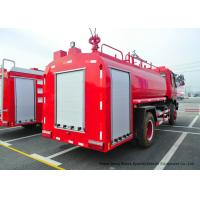 Quality Water Pump Fire Fighting Truck with Right Hand Drive / Left Hand Drive Type wholesale