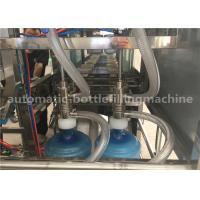 Quality 3 In 1 Bottling 5 Gallon Water Filling Machine 20 Liter Jar Washing Filling Capping Machine wholesale