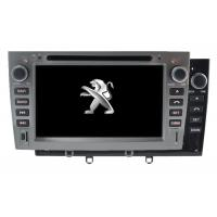 Quality PEUGEOT 308 408 2010-2016 Car Autoradio Stereo MP5 Android 9.0 Car Multimedia Player Support 1080P MP4 MP5 PEG-7834GDA wholesale