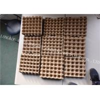 Quality CE Certificated Egg Box Making Machine Rotary Forming / Multi Layers Drying Model wholesale