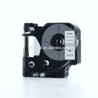 China DYMO d1 label tapes D1 label cassette 45013 DYMO 12mm dymo label printer 1/2X7m on sale