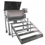 Quality Industrial Powder Mixer BlenderFor Mixing PowdersHigh Uniformity 1500L Volume wholesale