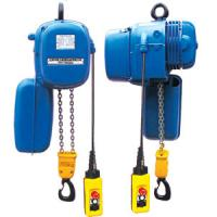 Quality 10 Ton Trolley Running Electric Chain Hoist For Material Handling wholesale
