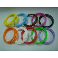 Quality PLA ABS 3D Printer Filament 1.75mm 3mm / 3d Printing Materials wholesale