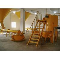 Quality Industrial Concrete Mixing Plant 1200KG High Power stirring mill Slurry Metering wholesale