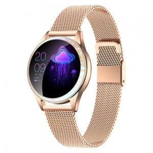 Quality Zinc Alloy Shell HRS3300 Ladies Bluetooth Smart Watch wholesale