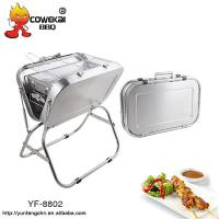 China Popular large stainless steel Hot Sale BBQ Grill on sale