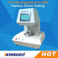 Quality 100cm2 60KG Automatic Digital Fabric Water Permeability Tester with 12 Months Warranty wholesale