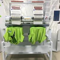 Quality Doublefit Automatic Computer Embroidery Machine Lager Working Area wholesale
