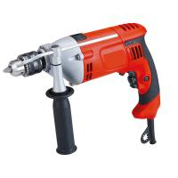 China Aluminum head shell  Variable Speed  corded Electric Impact Drill on sale