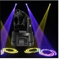 Quality Ballroom Mini LED Stage Spotlights DMX512 15W Moving Head Stage Light wholesale