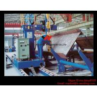 Cheap High Speed Column-beam H-beam Automatic Welding Machine With Flux Feeding System for sale