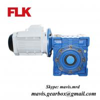 Quality RV series Aluminum Worm Gearbox Motor wholesale