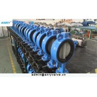 China Water Stainless Steel Butterfly Valve SS304 Disc PN16  Wafer Type Butterfly Valve on sale
