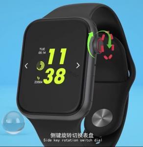"Quality 1.78"" IPS MTK2502D 208MHZ Intelligent Health Bracelet 200MAH wholesale"