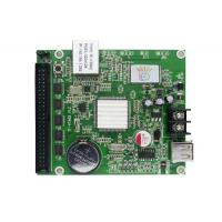China TF-VTA02 Full Color LED Display Control Card , New Asynchronization RGB LED Card on sale