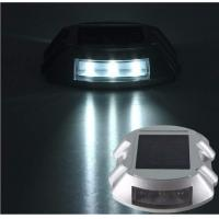 Quality CE Aluminum Led Light Solar Road Studs Good Brightness Durable For Road Safety wholesale