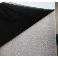 Surface Adhesive Film for Stainless Steel UV proofed anti dirt anti scratch no ghost no residue no crystal