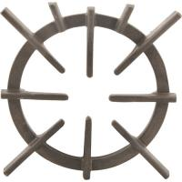 Quality Green Sand Casting Kitchen Cast Iron Stove Grates / Gas Stove Cast Iron Burner Grates wholesale
