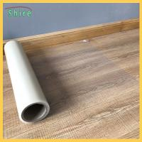 China Surface Protection Film Anti Scratch PE Protective Film For Hard Wood Floor on sale