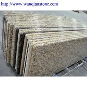 Quality yellow granite countertop wholesale