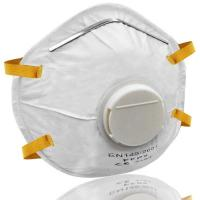Quality Disposable N95 / KN95 Face Mask For Toxic Particles Filtration wholesale
