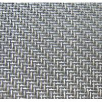 "Quality Stainless Steel 304 316 Wire Cloth, 400Mesh Twill Weave 0.001"" Wire 48"" Wide wholesale"