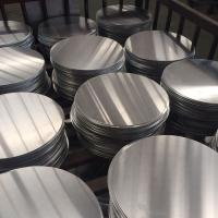 Quality 2019 Anodized Aluminum Discs 0.8mm With CE And ISO9001 Certificates Metal Disc wholesale